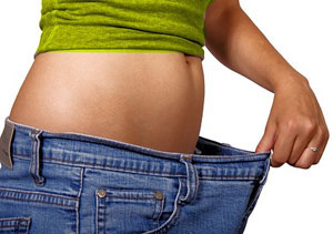 belly fat loss with pants